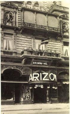 Kapcsolódó kép Old City, Night Club, Old Photos, City Photo, Arizona, Around The Worlds, Cabaret, Budapest, Old Town