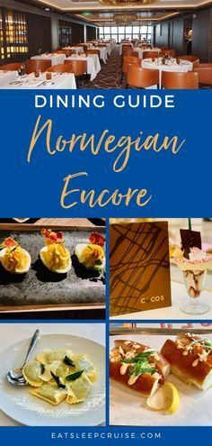 We are back from the inaugural cruise on NCL's newest ship and have all the restaurant details in our Norwegian Encore Restaurant Menus and Dining Guide. Best Cruise, Cruise Vacation, Vacation Humor, Family Cruise, Cruise Travel, Vacation Ideas, Cruise Checklist, Cruise Tips, Bermuda Vacations