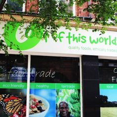 Welcome to Out of This World… your one stop shop for all things healthy and ethical. Established in Leeds city centre for over 10 years we have become Yorkshire Leeds City, Out Of This World, Places To Eat, Yorkshire, 10 Years, Eco Friendly, Centre, Healthy Eating, Vegan