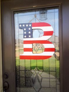 Flag Door Hanger Peace Symbol USA Door Hanger Summer Door Hanger Patriotic Door Hanger by KaleyLakayeKrafts on Etsy //.etsy.com/listinu2026 & Flag Door Hanger Peace Symbol USA Door Hanger Summer Door ... pezcame.com
