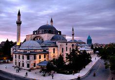 Konya - mevlana museum - Rumi