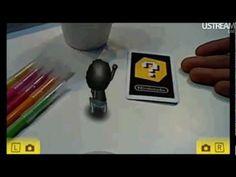 Nintendo 3DS AR game cards