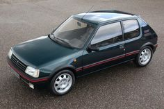 #Peugeot #205 #GTI #1.9