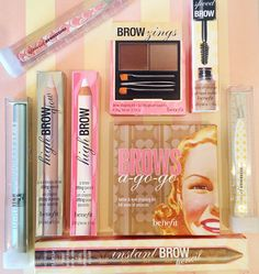 What are your go-to Benefit brow products!? #benefitcosmetics