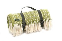Carrying Strap for picnic blanket throw rug