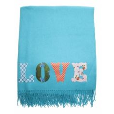 LOVE THROW #'7th wedding anniversary gift ideas http://www.giftgenies.com/presents/love-throw