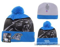 promo code 67041 df5a1 NFL Carolina Panthers Beanies Knit Hats Caps Collection Team Pop Fashion  Warm Winter Caps Christmas Beanie
