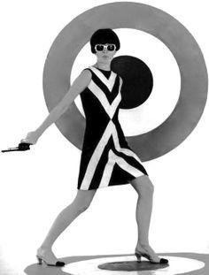 1960's mod fashion