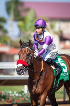 Nyquist holds on to win the Breeder's Cup Juvenile.Congratulations to everybody involved.