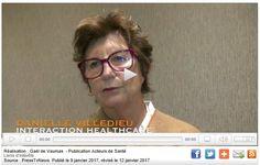 Itw de Danielle Villedieu réalisée par Acteurs de Santé: Avec le numérique, un accès à l'information pour tous  #Fcsanté
