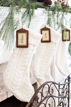 f3fb9fc66f0 33 Unique Christmas Stocking Ideas + Personalized Stockings