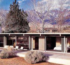 architectureandfilmblog: OYLER HOUSE : RICHARD NEUTRA'S DESERT...
