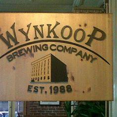 Wynkoop Brewing Company in Denver, CO.