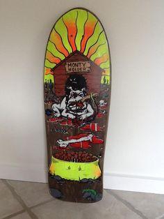 monty nolder bbc vintage skateboard - Google Search
