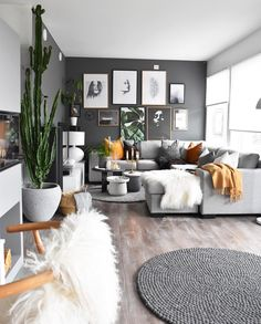 20 Remarkable And Inspiring Grey Living Room Ideas  Living Room Cool Grey Living Room Design Decorating Design