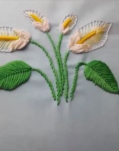 Diy Crafts - Creative ideas about best embroidery. Diy Crafts Quick, Diy Crafts Love, Hand Embroidery Designs, Diy Embroidery, Embroidery Patterns, Creative Embroidery, Sewing Tutorials, Sewing Crafts, Brazilian Embroidery Stitches