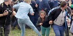 هنغاريا : تقديم دعوة قضائية ضد الصحفية معرقلة اللاجئين