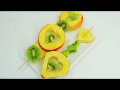 DIY Essen gesund und lecker für den Sommer   Gesunder Mix aus Früchten für eure Liebsten   deutsch - YouTube