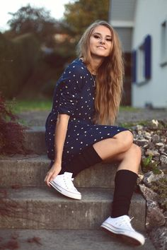 Back to school (by Jessica Christ) http://lookbook.nu/look/4166252-Back-to-school