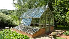 10 Inspiring Greenhouse Ideas From SIMPLE to EXTREME!  I love the one with the cold frame along one side. I have to incorporate that idea into my greenhouse.