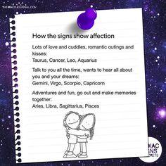 How The Signs Show Affection themindsjournal. Zodiac Signs Sagittarius, Zodiac Sign Traits, Zodiac Signs Astrology, Zodiac Symbols, Zodiac Horoscope, Horoscope Signs, Horoscope Funny, Zodiac Quotes, Zodiac Signs Chart