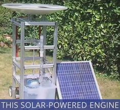 www.saurea.fr creates the most durable and reliable solar motor