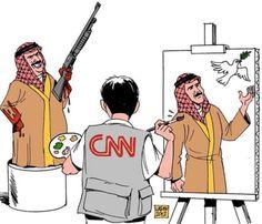 How the Liberal Media Describes Terrorist