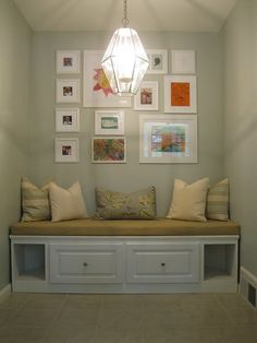 create this on a super slim budget after finding a great piece at our Habitat ReStore (just what I was thinking!)