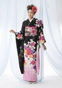 Japan Wannabe: Wafuku: The Difference between Kimono and Yukata