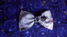 Cruella Deville Hair Bow by Th1rte3nsCloset on Etsy, $7.00