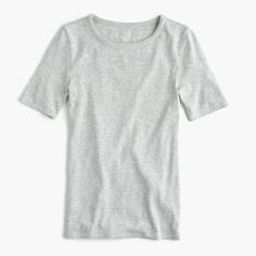 J. Crew Perfect Fit t-shirt in Heather Dusk
