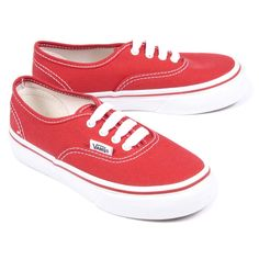authentic-sneakers-red