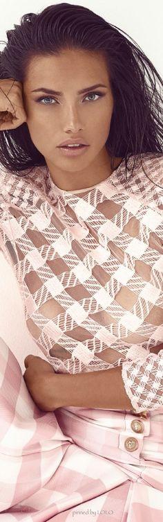 Adriana Lima..Vogue Turkey by Koray Birand