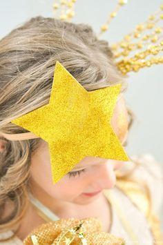 DIY Halloween Costumes   Shooting Star Costume