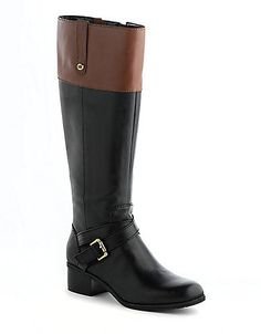 The perfect riding boot for Fall.