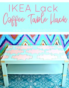 Turn your basic Ikea Lack Coffee Table into one of a kind show stopping Art piece|Before and After Home Decor| Painted Furniture| DIY Hacks|Aztec Table| Ikea Coffee Table Ideas| Ikea Hacks| Ikea Lack Ideas| Coffee Table Ideas| Repurpose| Recycle