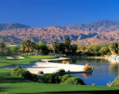 Desert Willow golf course is a little oasis that's just as fun to photograph as it is to golf. Book a Palm Desert vacation rental, and toss a camera into your golf bag!