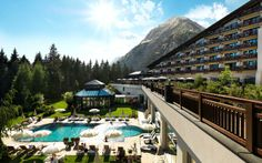 Interalpen-Hotel Tyrol : Telfs, Austria : Leading Hotels of the World