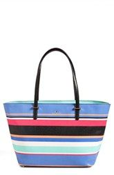kate spade new york 'cedar street stripe - small harmony' tote