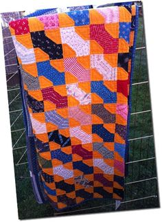 Quiltville's Quips & Snips!!: Cheddar Bow-Ties!! 2011 Leader/Ender…