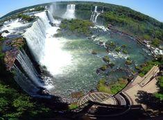 Dreiländereck: Brasilien, Paraguay,Argentinien