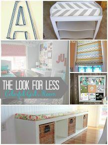 5 Ways to Get This Look: Small But Fun Tween Girl's Room :: Hometalk