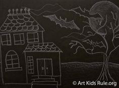Creative Art Lessons: First Grade