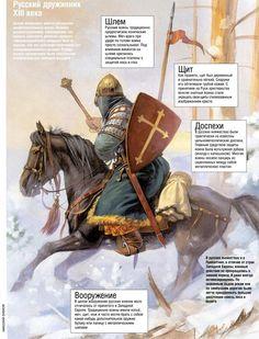 Rus / slavic Warrior