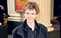 Actor Thomas Sangster shares his favourite weekend. HEY EVERYONE LOOK AT WHAT THIS STALKER FOUND :D