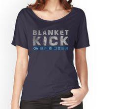 BTS Blanket Kick (Embarrassed) | Women's T-Shirt