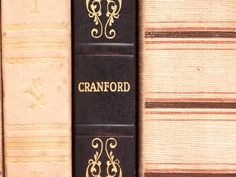Vintage Cranford by Mrs Gaskell classic fiction by EAGERforWORD, £10.00