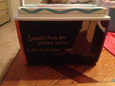 Cowboy boots, Jason Aldean quote #custom #briannanowak