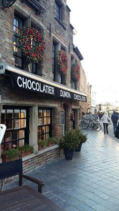 Belgian Chocolatier