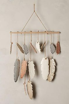 Little Wing Chimes - anthropologie.com #anthrofave #anthropologie